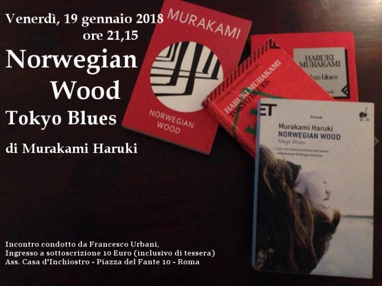 Circolo di Lettura – Norwegian Blues di Haruki Murakami